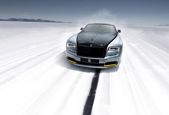 2021 Rolls-Royce Landspeed Collection