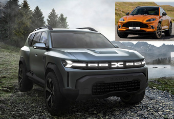 2022 Dacia Bigster SUV