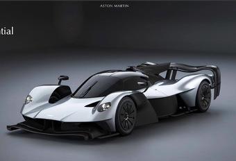 Gelekt: Aston Martin Valkyrie Aero Hypercar (2022)