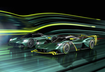Aston Martin Valkyrie AMR Pro (2022)