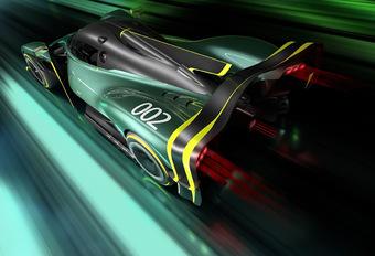 Officieel: Aston Martin Valkyrie AMR Pro (2022)