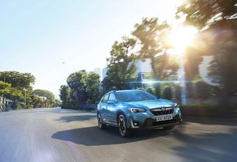 2021 Subaru XV Facelift