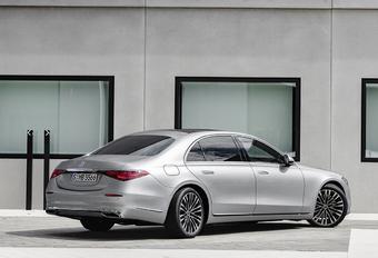 2021 Mercedes S 580 V8