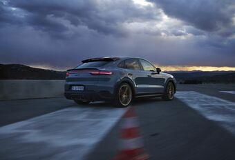 Officieel: 2021 Porsche Cayenne Coupé Turbo GT + prijs