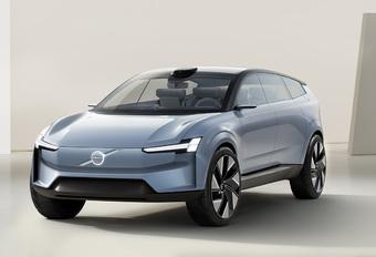 Volvo Concept Recharge is voorbode op elektrische XC90 #1