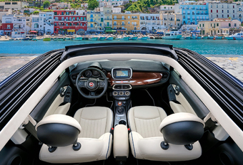 2021 Fiat 500X Yachting