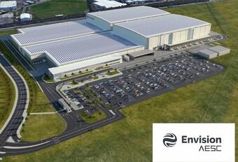 Nissan produira des batteries et un crossover électrique au Royaume-Uni #1