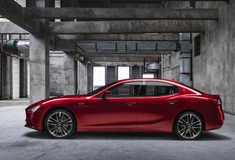 Maserati: GT, Modena en Trofeo als nieuwe uitrustingsniveaus #1