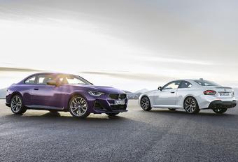 2022 BMW 2 Coupé