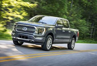 Ford F-150 en Mustang niet meer populairste modellen in VS #1