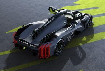 Met deze 9X8 Hypercar wil Peugeot weer winnen in Le Mans