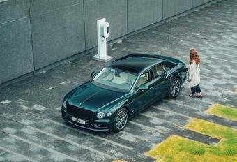 Officieel: Bentley Flying Spur Hybrid (2021)