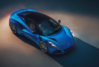 Officieel: Lotus Emira (2022)