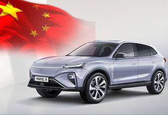 27 % des Belges prêts à acheter une voiture chinoise #1