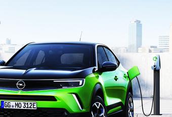 Opel Electric 20238