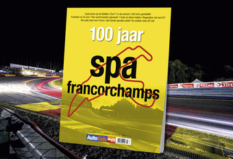 100 jaar Spa-Francorchamps: de Formule 1