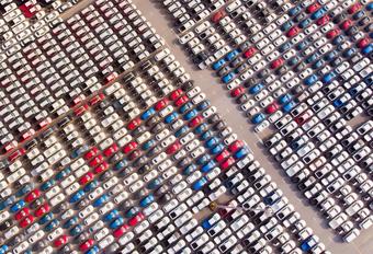 Parking for deliveries 2021