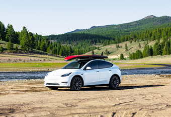 Tesla Model Y: leveringen beginnen in augustus 2021! #1