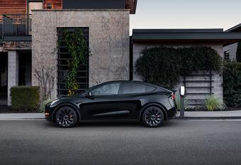 2021 Tesla Model Y Electric SUV