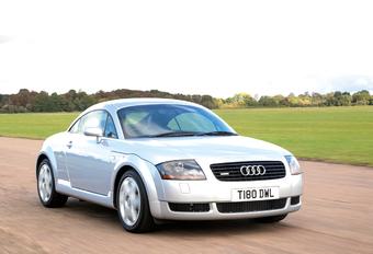 Vintage - Audi TT 1999