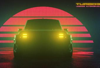 Legende Automobiles Turbo 3 wordt restomod op z'n Frans #1