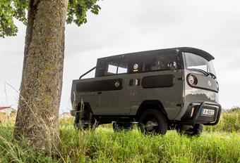 Dit elektrisch busje is supercool en (mogelijk) levensgevaarlijk #1