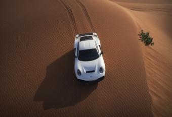2021 Gemballa Marsien Porsche 911 Turbo Safari