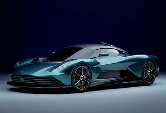Aston Martin Valhalla: de definitieve versie #1