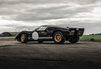 Everrati maakt elektrische 'echte' Ford GT40 #1