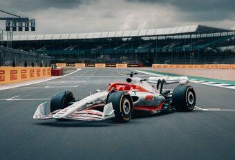Dit is de F1-auto van 2022! #1