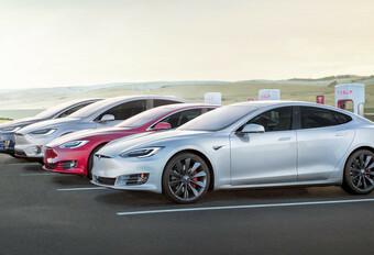 Pump it up: Tesla Superchargers leveren nu tot 300 kW #1