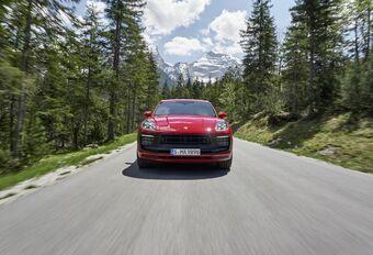 Porsche Macan : un peu de salle de sport #1