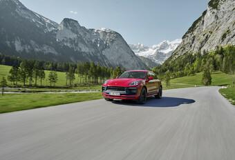 Porsche Macan gaat opnieuw onder het mes #1