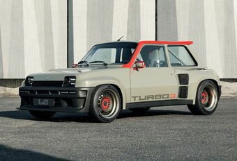 Renault Turbo 3 Legend Automobile