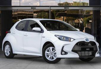 Toyota Yaris ECOVan 2021