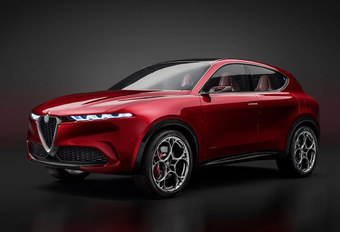 Alfa Romeo Tonale 2022