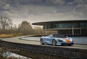 McLaren Technology Center Woking