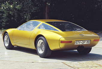 1975 Opel GT/W Geneva