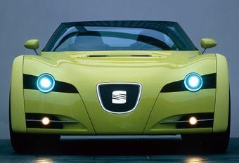 1999 Seat Formula Concept