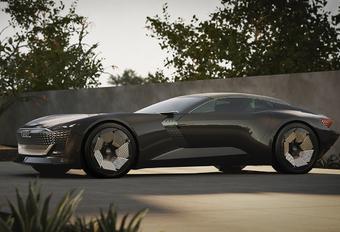 Audi Skyspere concept