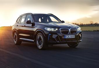 2021 BMW iX3 LCI Facelift