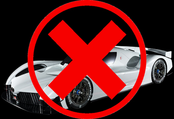 Zet Toyota kruis over hybride hypercar?