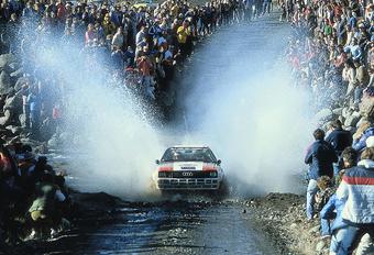 Audi Vorsprung durch Technik (1971-2021)