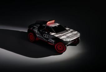 Audi RS Q e-tron 2021