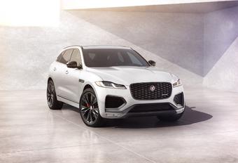 Jaguar F-Pace 2022 R-Dynamic Black