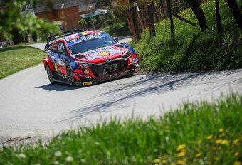 Belgium WRC 2021 - Thierry Neuville - Hyundai i20 WRC