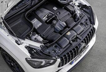 50 % de thermique en moins chez Mercedes #1