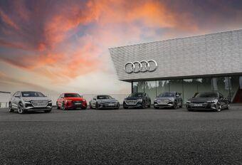 Audi Vorsprung 2030: einde van de verbrandingsmotor in 2033 #1