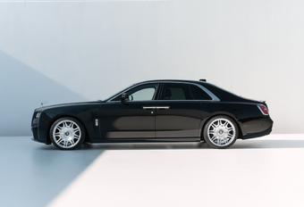Spofec Rolls-Royce Ghost : une Rolls Novitec #1