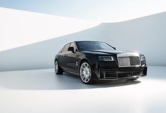 Spofec Rolls-Royce Ghost is sportieve luxe #1